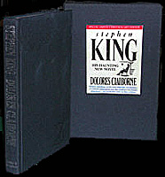 Dolores Claiborne UK Limited Edition
